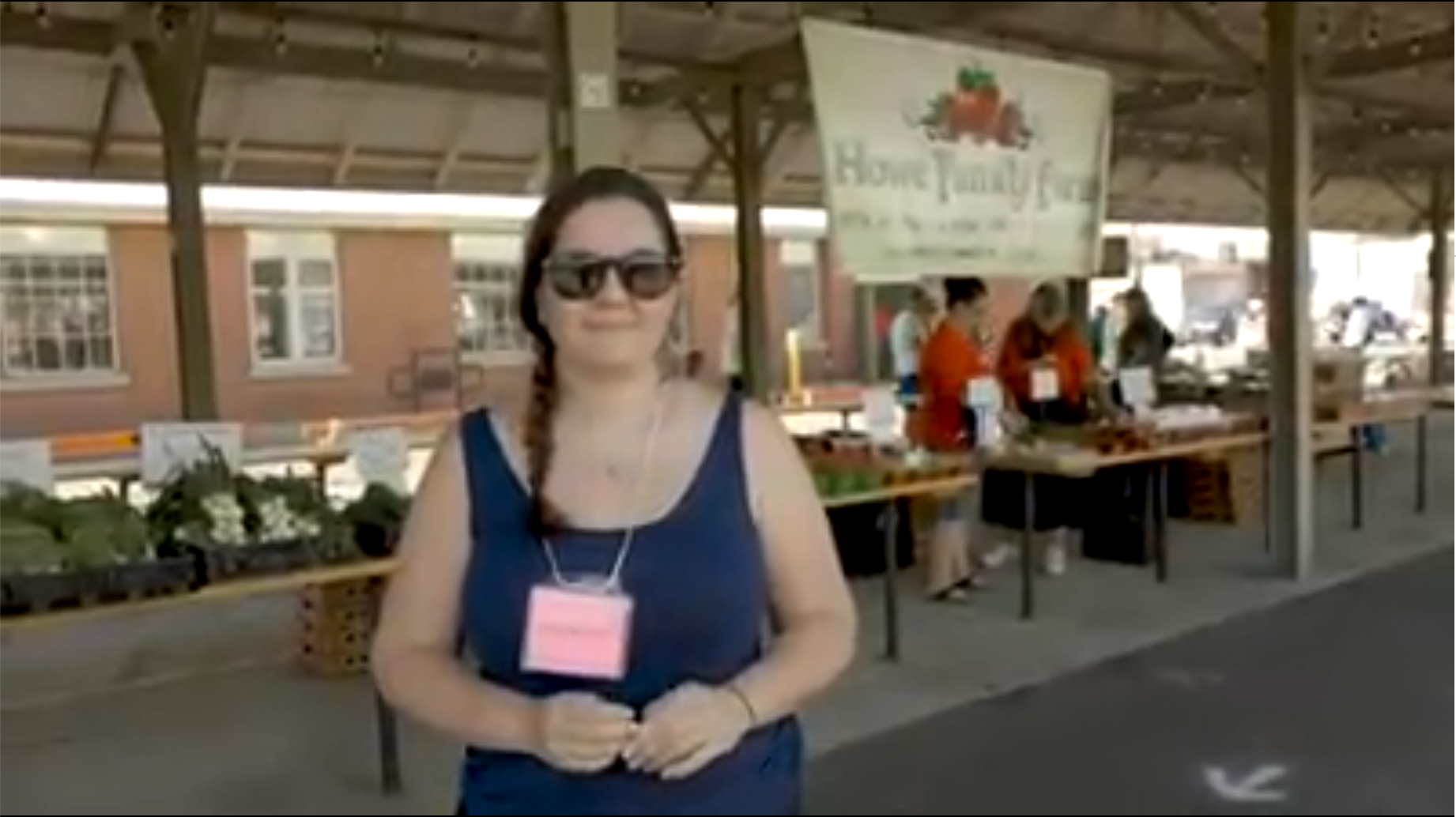 The Horton Farmers' Market Re-Opens!
