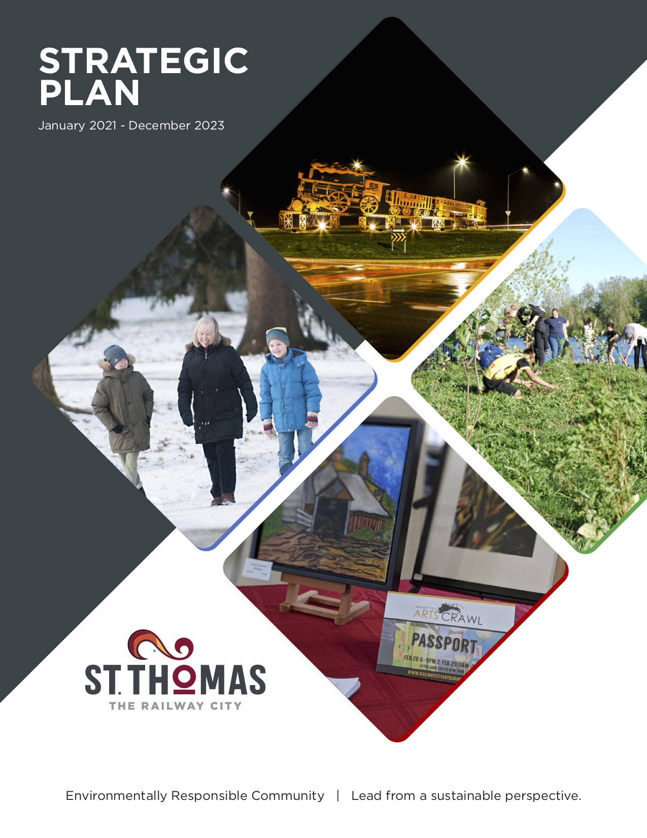 St Thomas Strategic Plan 2021 2023 01