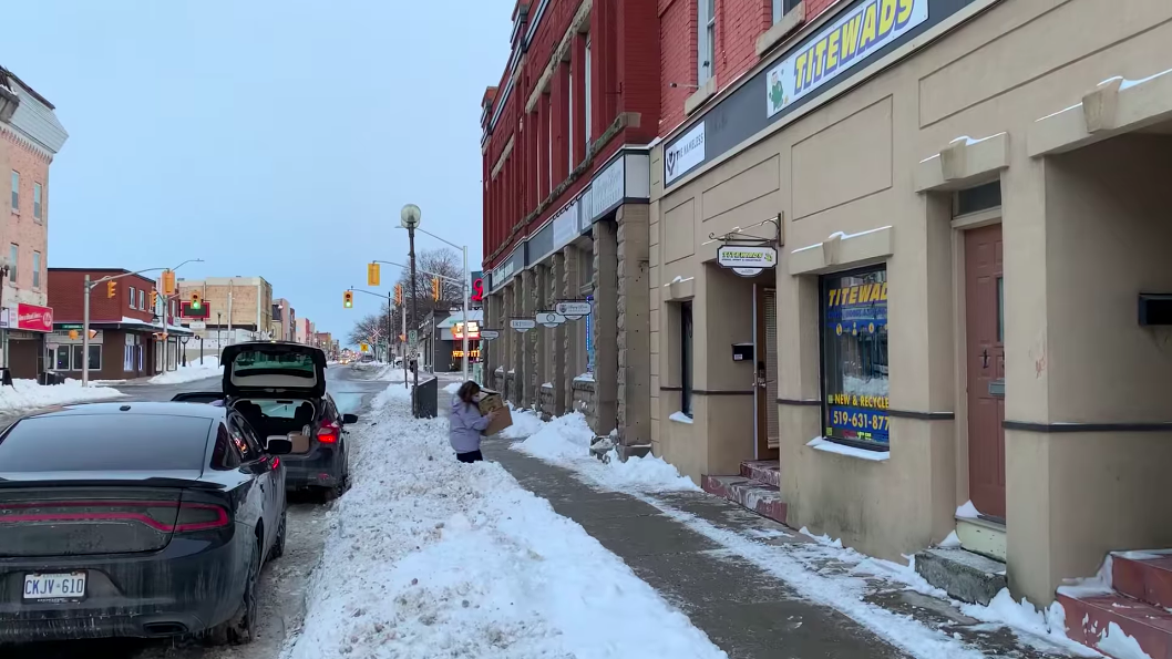 The Nameless – New Location 572 Talbot Street